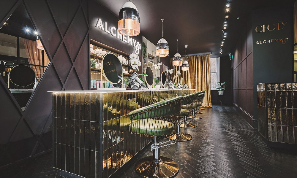 Alchemy & I is thriving as it sweeps the board with a host of finalist spots in HJ's British Hairdressing Business Awards 2020