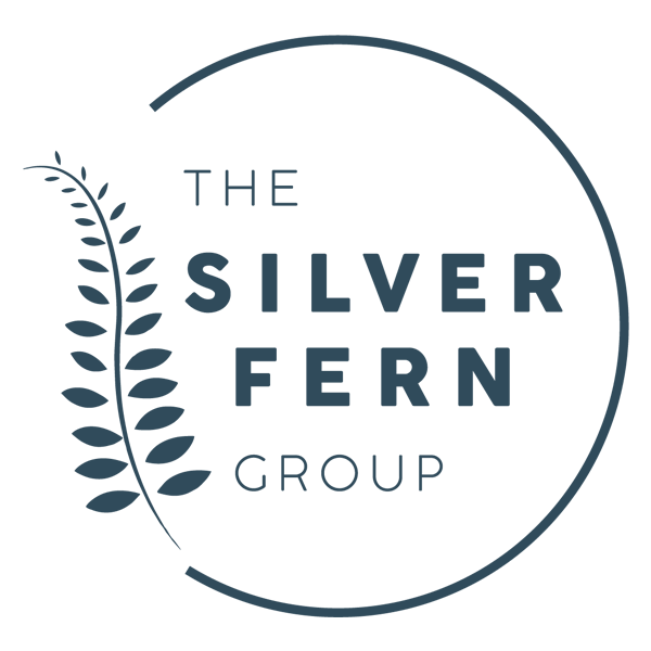 The Silver Fern Group Logo for Web 1.0